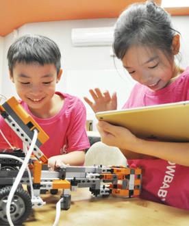 2019 STEAM教育夏令營 – STEAM 程式機器人訓練營